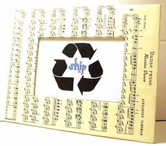 recycled picture frames