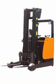 reach fork lift truck