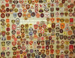 firefighter badges