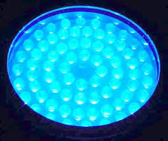 led light blue