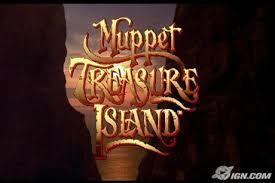 muppet treasure island video
