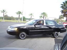 lincoln town car 98