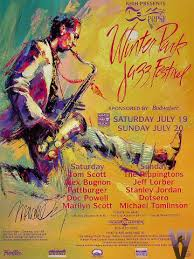 jazz fest posters