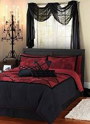 gothic bed sets