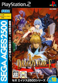 dragon force game