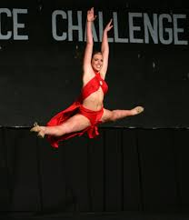 lyrical jazz dance