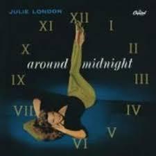 julie london around midnight