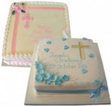 christening cakes images