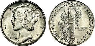dimes coins