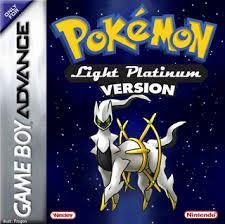 pokemon games platinum