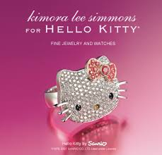 hello kitty kimora
