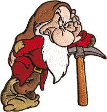 grumpy seven dwarfs