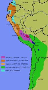 south american incas