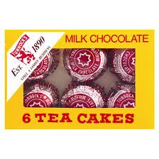 cakes tea