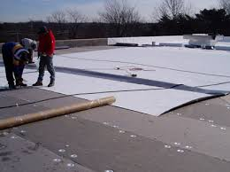 single ply roofs