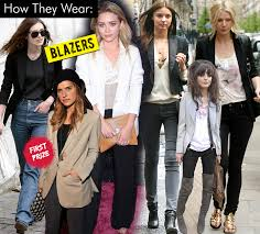 blazers wear
