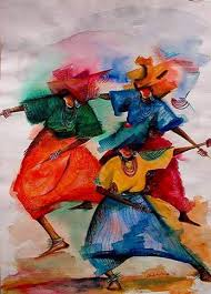 paintings water color