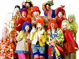 clowns party
