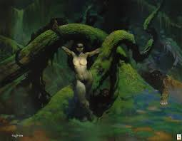 frank frazetta fantasy art