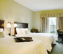 hampton inn rooms