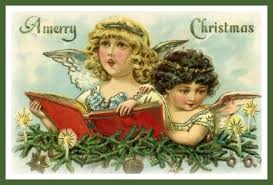 christmas post cards