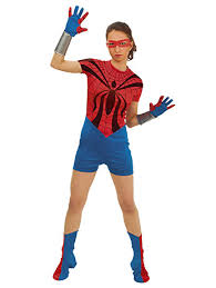 spider girl fancy dress