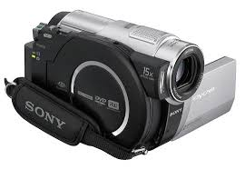 sony camcorder dvds