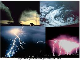 nature disasters