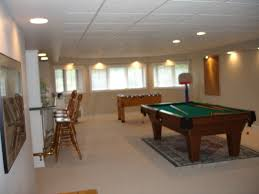 basement drop ceiling