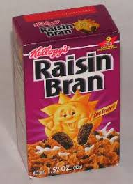 raisin cereal