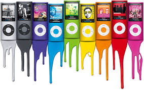 color ipod nano