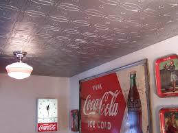 ceiling tin wallpaper