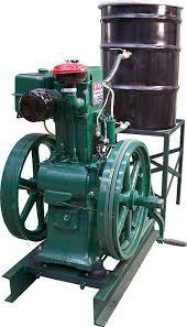 lister diesel motors