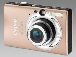 canon ixus 80 is caramel