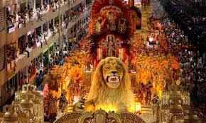 brazil rio de janeiro carnival
