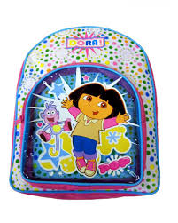 dora explorer back pack