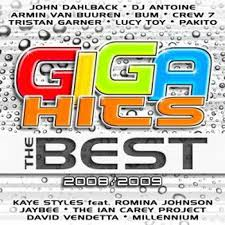 giga hits the best 2008 2009