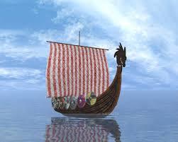 boat animated