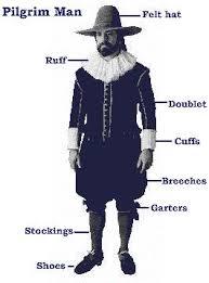 pilgrim attire