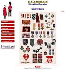british military medals