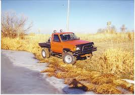 homemade flatbed