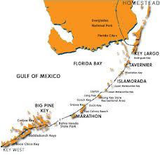 little palm island map