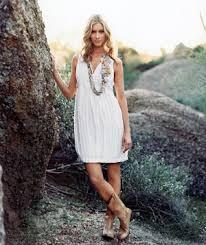 short white summer dresses
