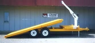 crane trailers