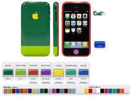 iphone in different colors