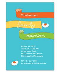 family invitations
