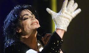 michael jackson white gloves