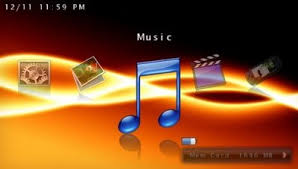 psp themes music