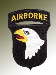101st airborne patch