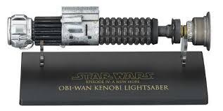 star wars obi wan kenobi lightsaber